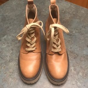 Authentic free people boots fits 7-7.5